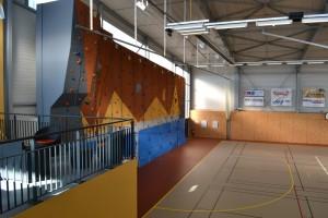 Photo mur d'escalade Complexe Sportif (Copier)